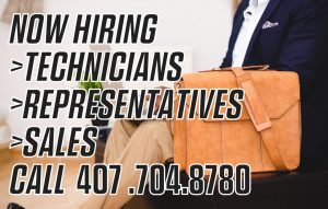 Now Hiring Orlando Pest Control Technicians, Inspectors, and Salesmen